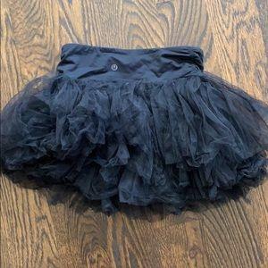 Lululemon tutu skirt
